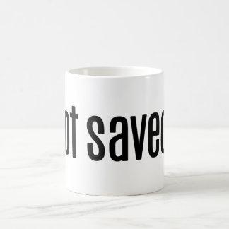 保存されられる コーヒーマグカップ