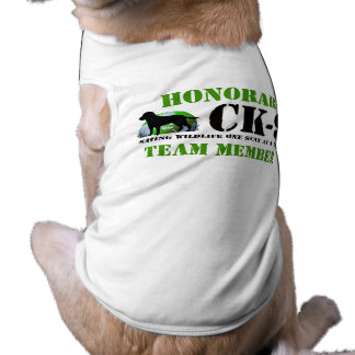 保存のイヌ科動物のおもしろい犬の衣服 ペット服