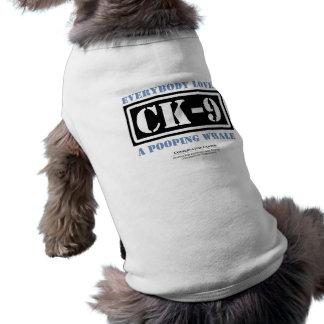 保存のイヌ科動物のおもしろい犬 ペット服
