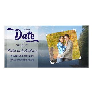 保存を結婚するNorthrenの森日付 カード