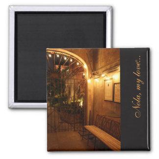 保存ホールのニュー・オーリンズの磁石 マグネット