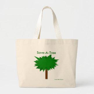 保存木 ラージトートバッグ
