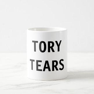 保守党の破損 コーヒーマグカップ