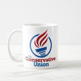 保守的な連合 コーヒーマグカップ