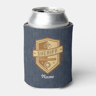 保安官の頂上 缶クーラー