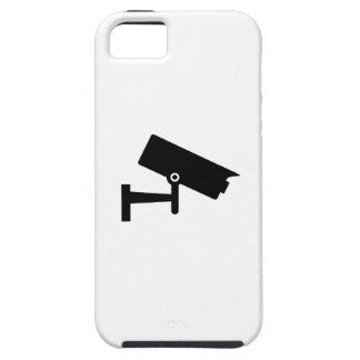 保安用カメラのピクトグラムのiPhone 5の場合 iPhone SE/5/5s ケース