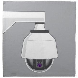 保安用カメラ ナプキンクロス