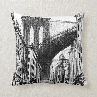 保有物はブルックリン橋1909年に近づきます クッション