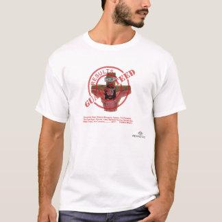 保証される結果 Tシャツ