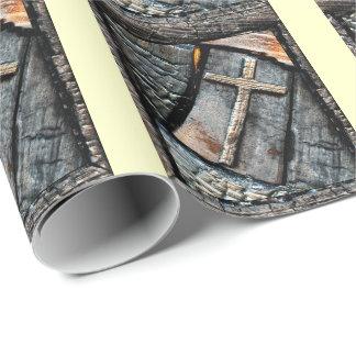 保護の十字 包み紙