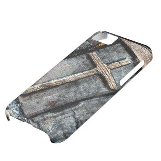 保護の十字 iPhone5Cケース