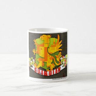 保護者の原型 コーヒーマグカップ