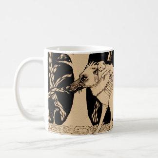 """""""保護装置"""" コーヒーマグカップ"""