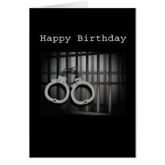 保釈お金の誕生日 カード