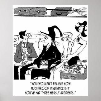 保険の漫画5221 ポスター