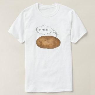 信じないポテト Tシャツ