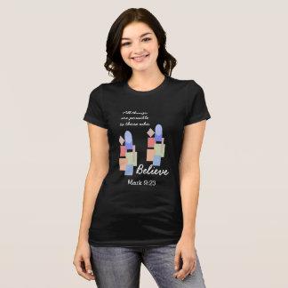 信じる人に --- Tシャツ