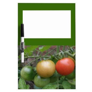 信号のトマトのメモ板 ホワイトボード