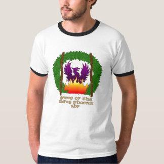 信号器に人を配置します Tシャツ