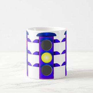 信号 コーヒーマグカップ