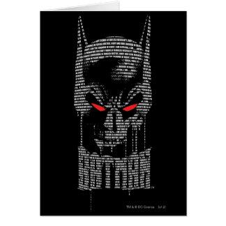 信念のバットマン カード