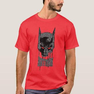信念のバットマン Tシャツ