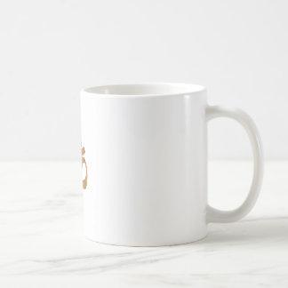 信念のOmMantraのヨガの黙想の詠唱のヒンズー教gif コーヒーマグカップ