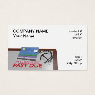 信用のカウンセラー 名刺