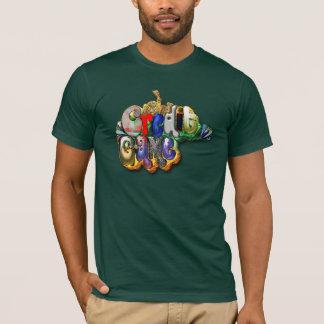 信用のゲームの芸術の人; s tシャツ