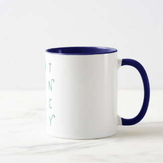 信用のマグ マグカップ
