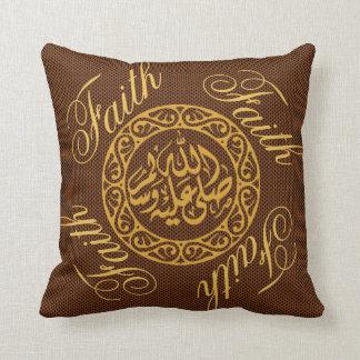 信頼のアラビア原稿デザイナー装飾用クッション クッション