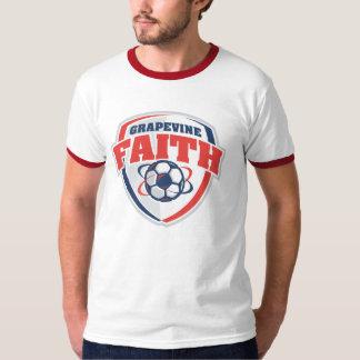 信頼のサッカー Tシャツ
