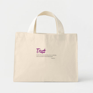 信頼のトート ミニトートバッグ