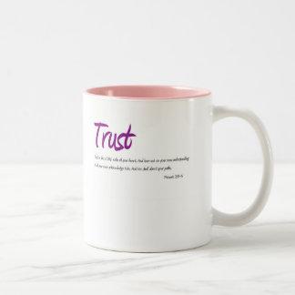 信頼のマグ ツートーンマグカップ