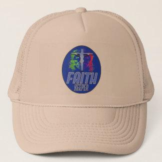 信頼の看守の帽子-キリスト教の帽子のギフトのアイディア キャップ