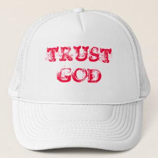信頼の神 キャップ