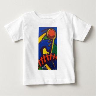 信頼の跳躍 ベビーTシャツ