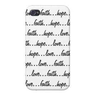 信頼の…希望…愛… iPhone 4 COVER