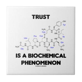 信頼はです生化学的な現象(オキシトシン) タイル