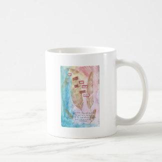 信頼を持って下さい コーヒーマグカップ