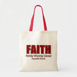 信頼家族の崇拝の中心 トートバッグ