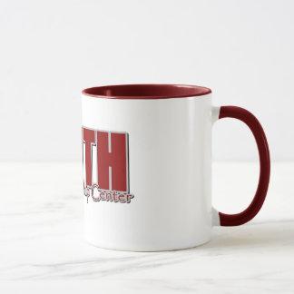 信頼家族の崇拝の中心 マグカップ