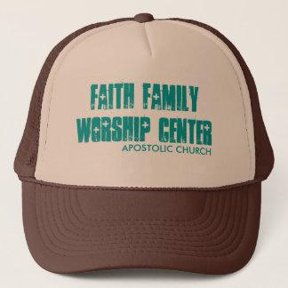 信頼家族の崇拝の中心、使徒教会 キャップ