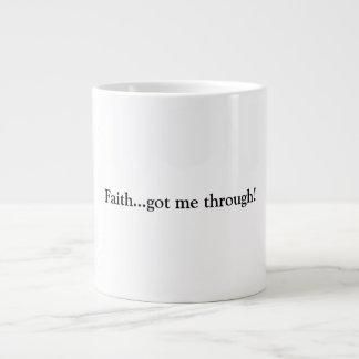 信頼 ジャンボコーヒーマグカップ