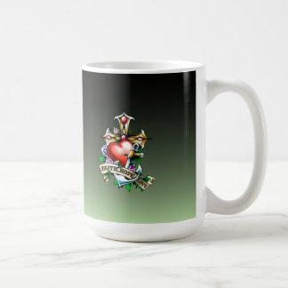 信頼、希望、愛マグ コーヒーマグカップ
