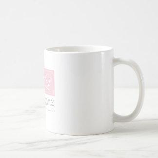 信頼、希望、愛 コーヒーマグカップ