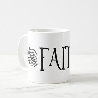 信頼-翼との… コーヒーマグカップ