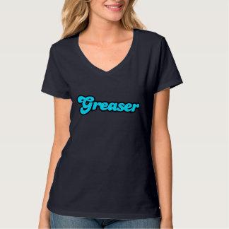修理工のロゴ Tシャツ