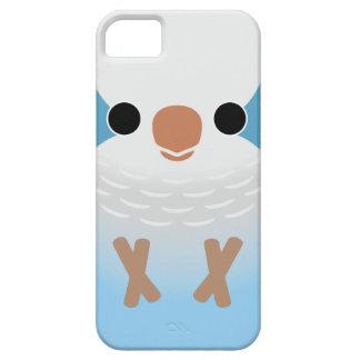修道士のインコ(青い) iPhone SE/5/5s ケース