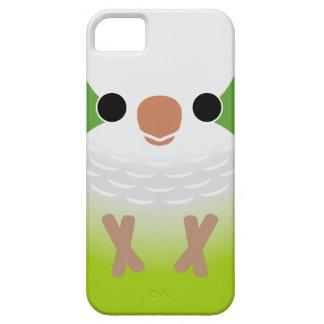 修道士のインコ iPhone SE/5/5s ケース